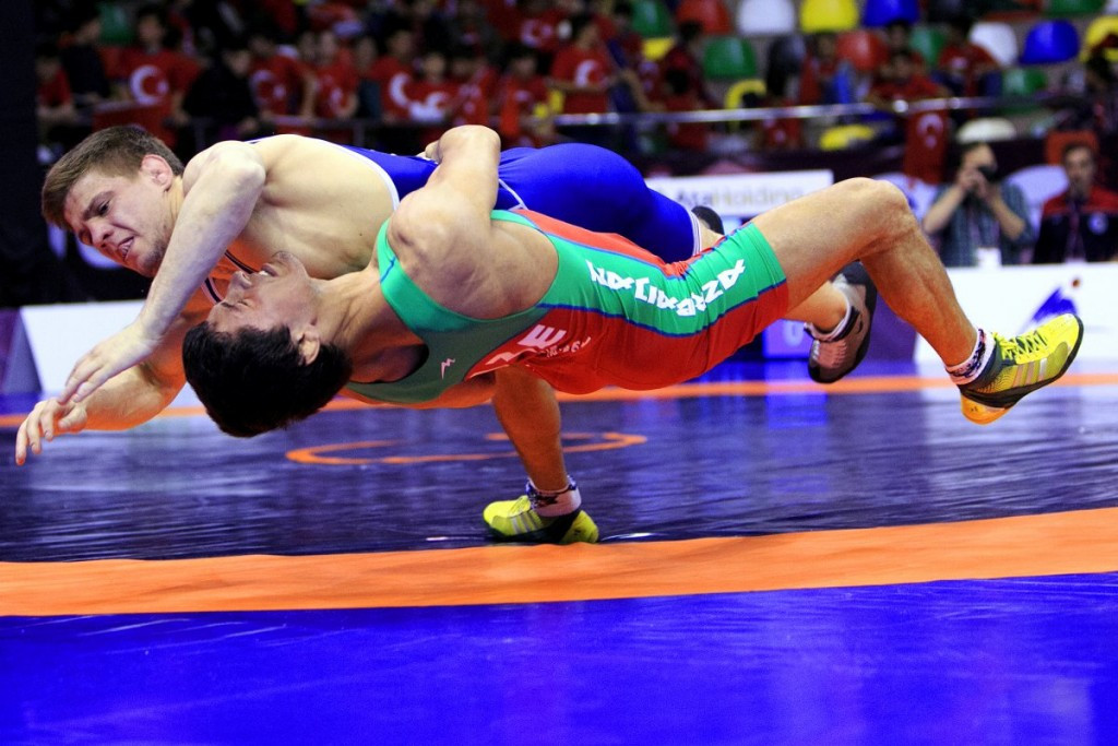 Holders Iran drawn against hosts for UWW Freestyle World Cup in Los Angeles
