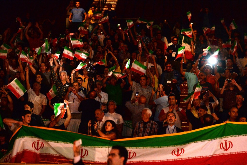 Iran are the defending Freestyle World Cup champions