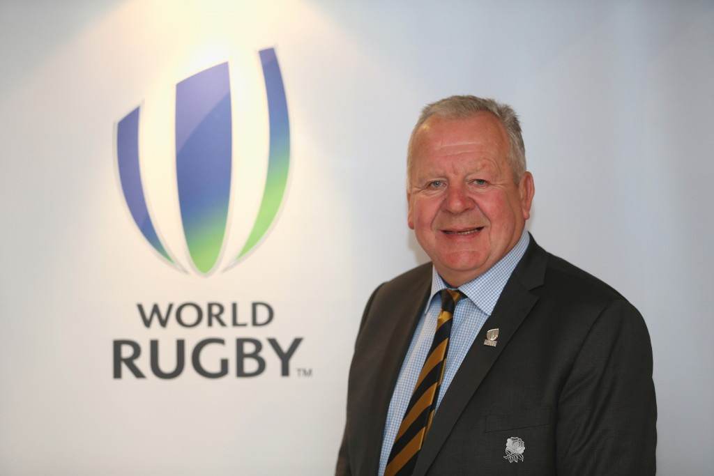 Bill Beaumont has been unanimously elected World Rugby chairman here today and will begin his term on July 1 ©Getty Images