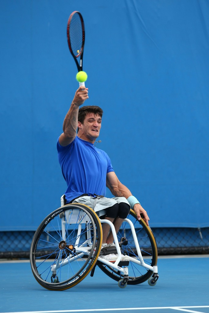 Wheelchair tennis star Fernandez selected as Argentina's Rio 2016 Opening Ceremony flagbearer