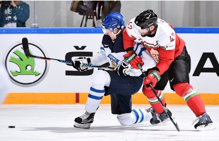 Finland move clear of Canada at top of Group B at IIHF World Championship after fourth consecutive victory