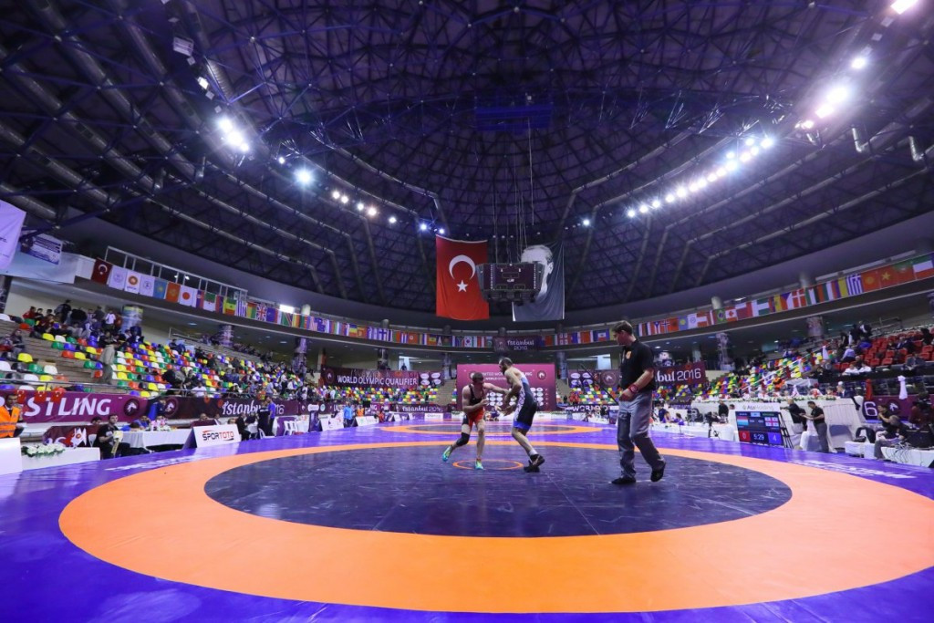 United World Wrestling has stripped Olympic berths from countries whose athletes tested positive for meldonium at the recent European and Asian qualifying tournaments ©UWW