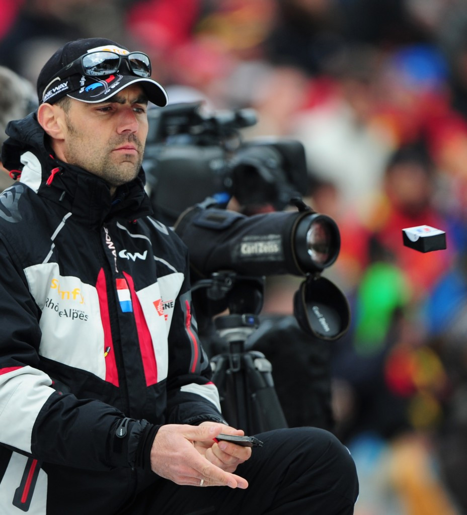 Fourcade's coach leaves for Norway ahead of new IBU World Cup season