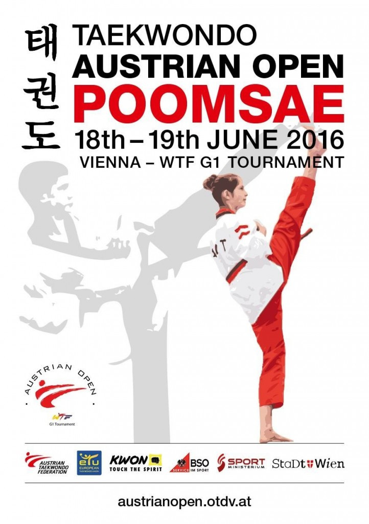 WTF to introduce poomsae world rankings