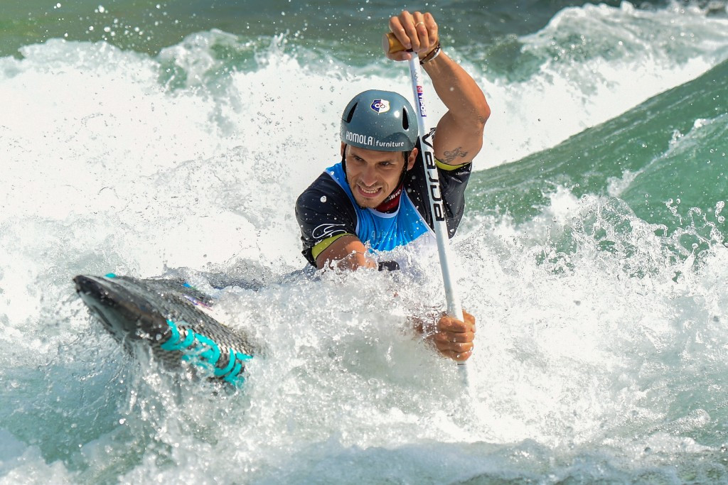 Rio 2016 places on the line at European Canoe Slalom Championships