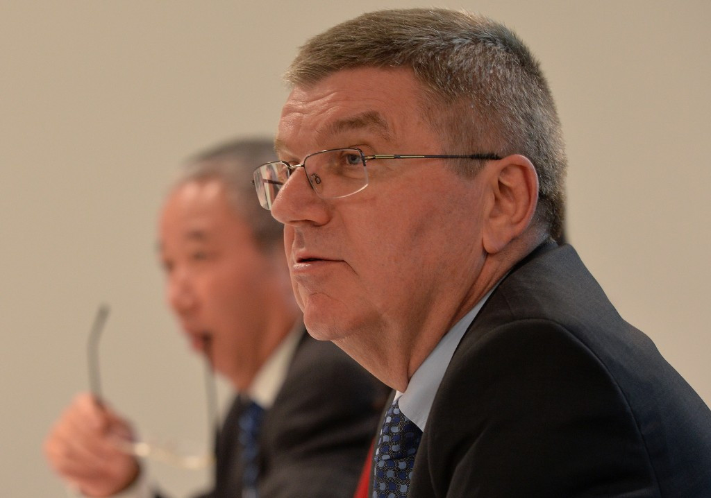 """IOC """"not immune"""" to wrongdoing, Bach admits"""
