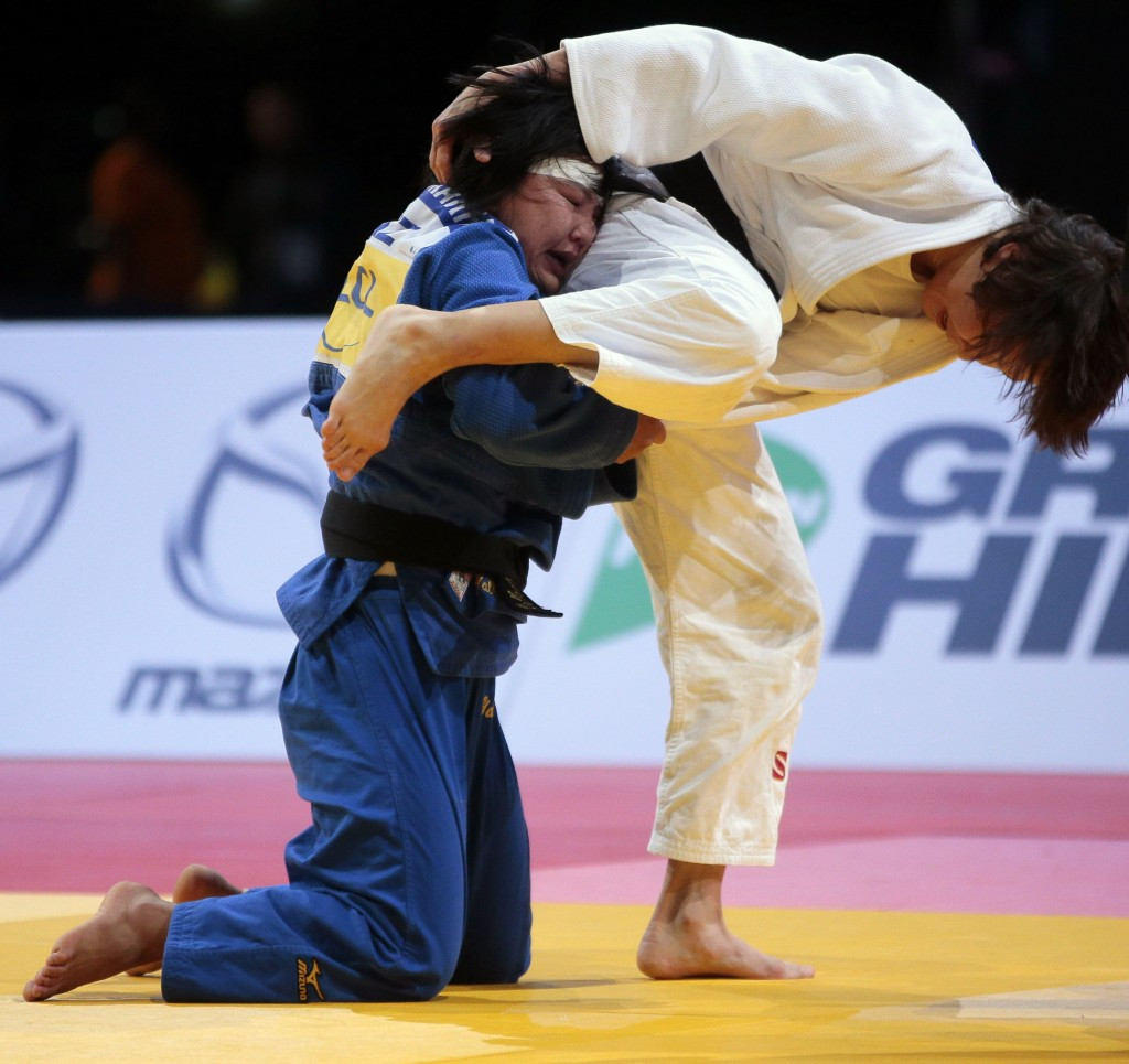 Galbadrakh a home hope at IJF Almaty Grand Prix as Rio 2016 spaces hang in the balance