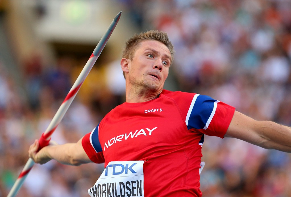 Two-time Olympic javelin champion Thorkildsen retires