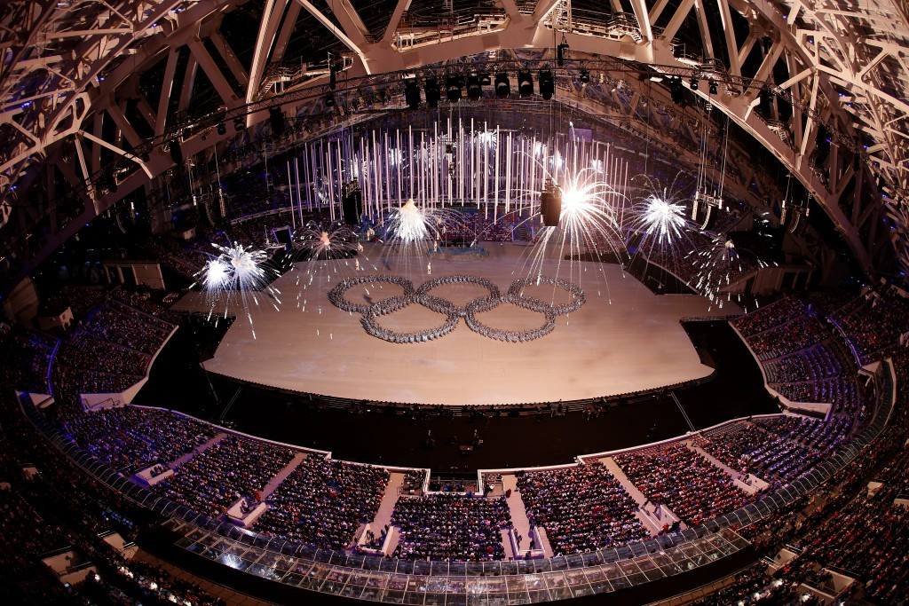Russia topped the medals table at Sochi 2014