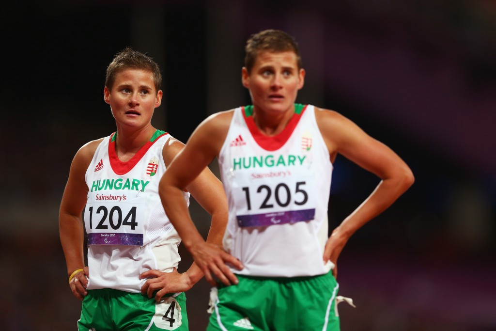 Gömöri is believed to have lost support of several Paralympic athletes