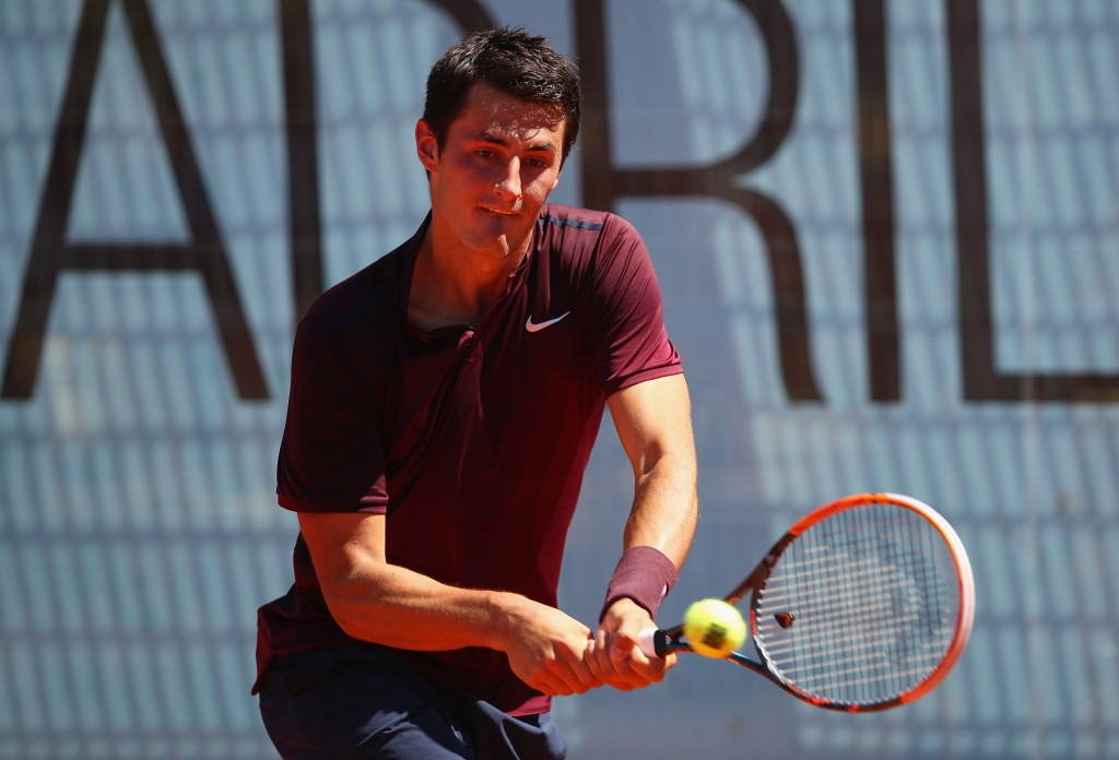 Bernard Tomic has decided to skip the Rio 2016 Olympic tennis tournament ©Getty Images
