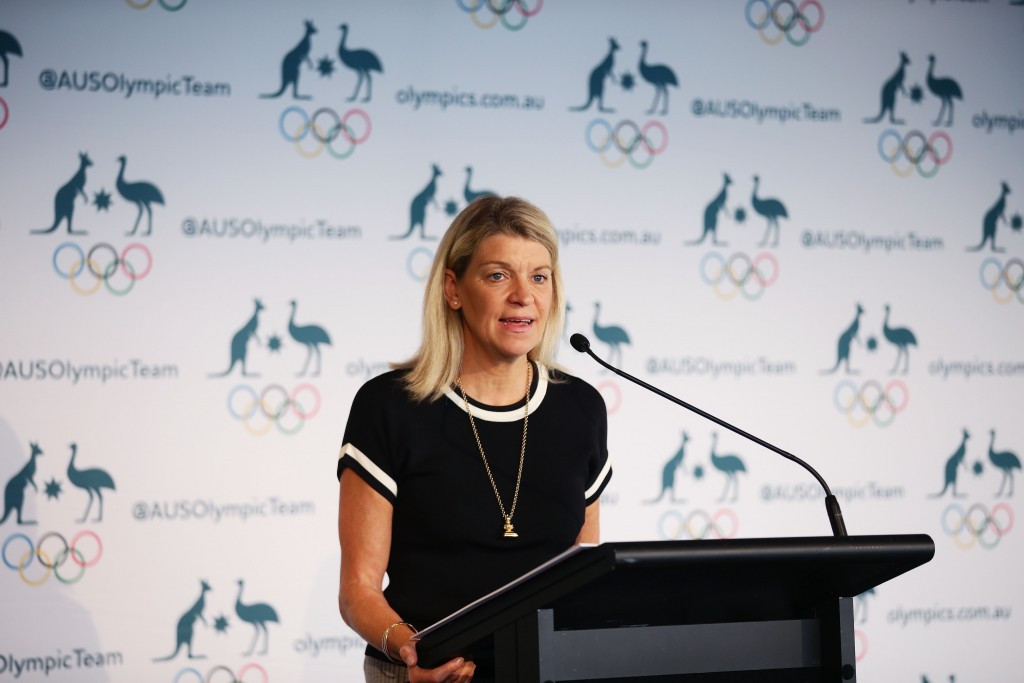 Kitty Chiller has refused to move Australia into the Olympic Village ©Getty Images