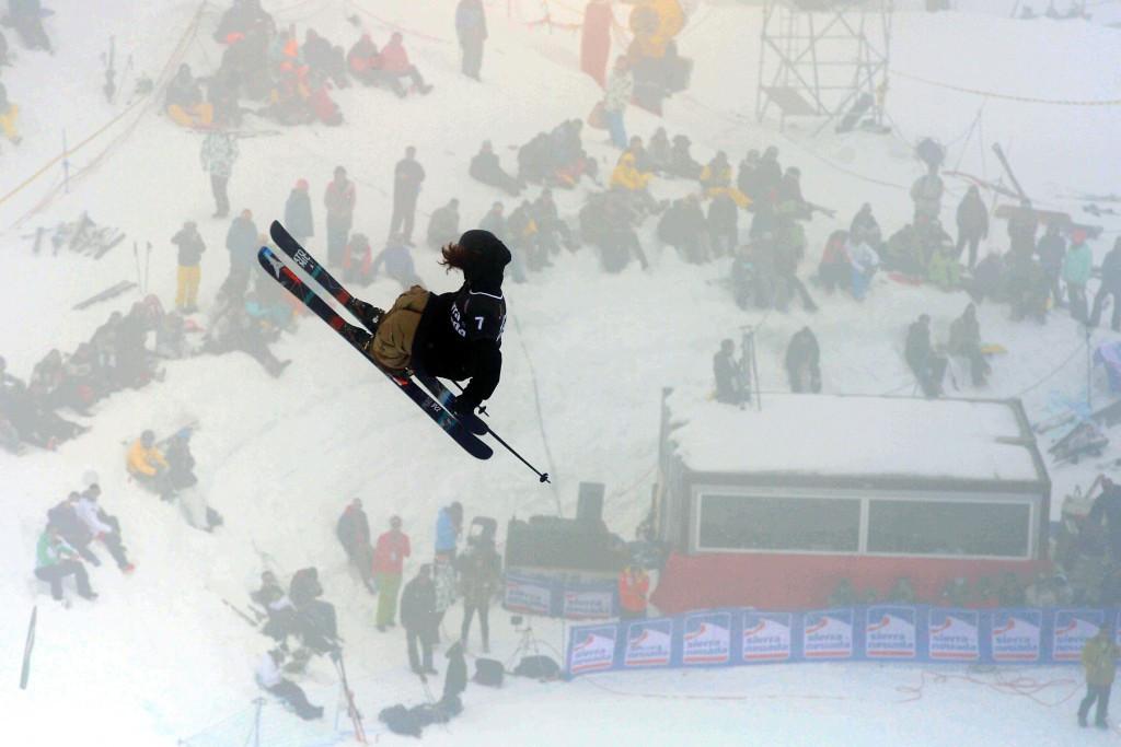 Sierra Nevada will host the Championships next year