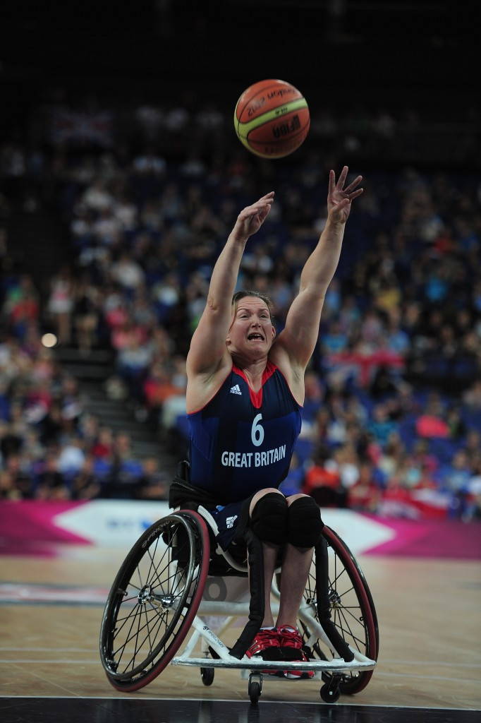 Griffiths set for fifth Paralympic appearance as Britain name wheelchair basketball squad