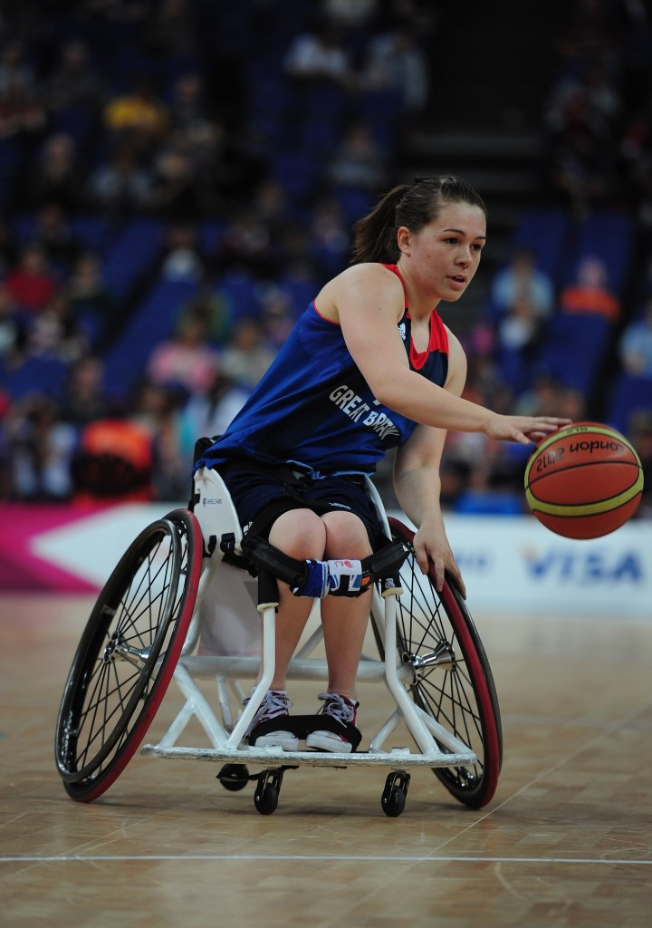 Helen Freeman has maintained her place in the Paralympic side