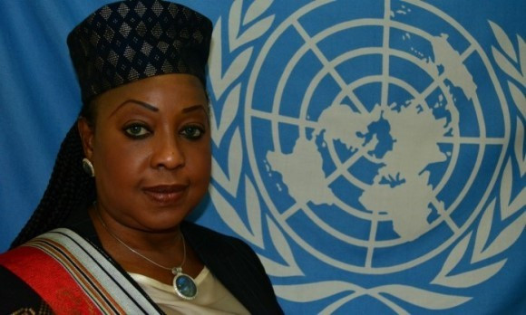 Fatma Samoura of Senegal has been appointed FIFA secretary general ©FIFA