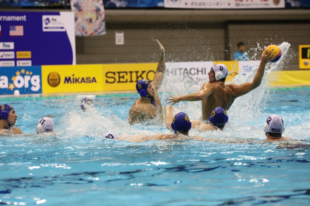 United States reach FINA Men's Water Polo World League Intercontinental Tournament final with win over Brazil
