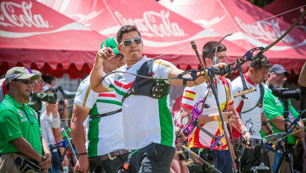 Mexico to face South Korea for men's recurve team gold at Archery World Cup in Medellín
