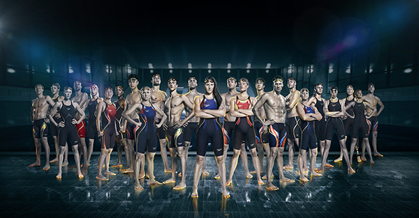 Speedo unveils latest versions of Fastskin LZR Racer swimsuits ahead of Rio 2016