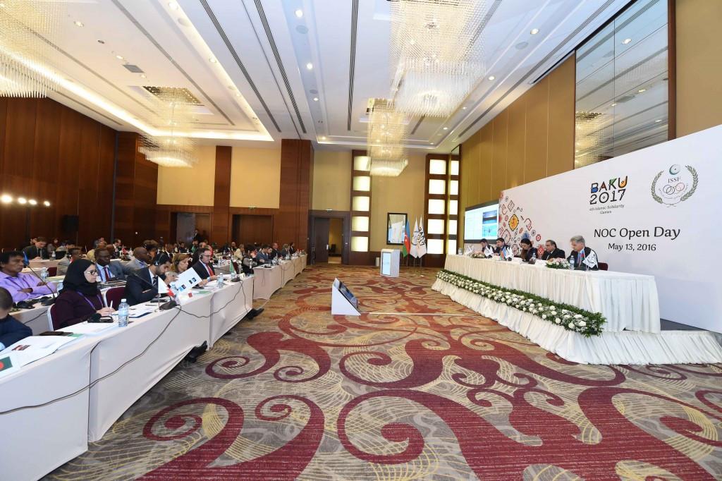 Azerbaijan NOC vice-president confident of successful Islamic Solidarity Games