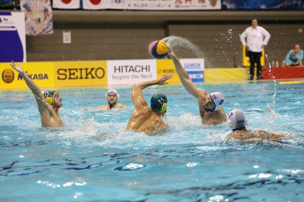 Australia to meet United States in final of FINA Men's Water Polo World League Intercontinental Tournament