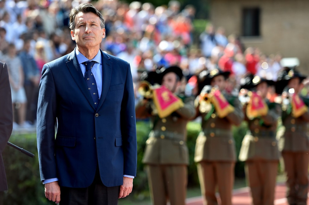Sebastian Coe has called on Russia to
