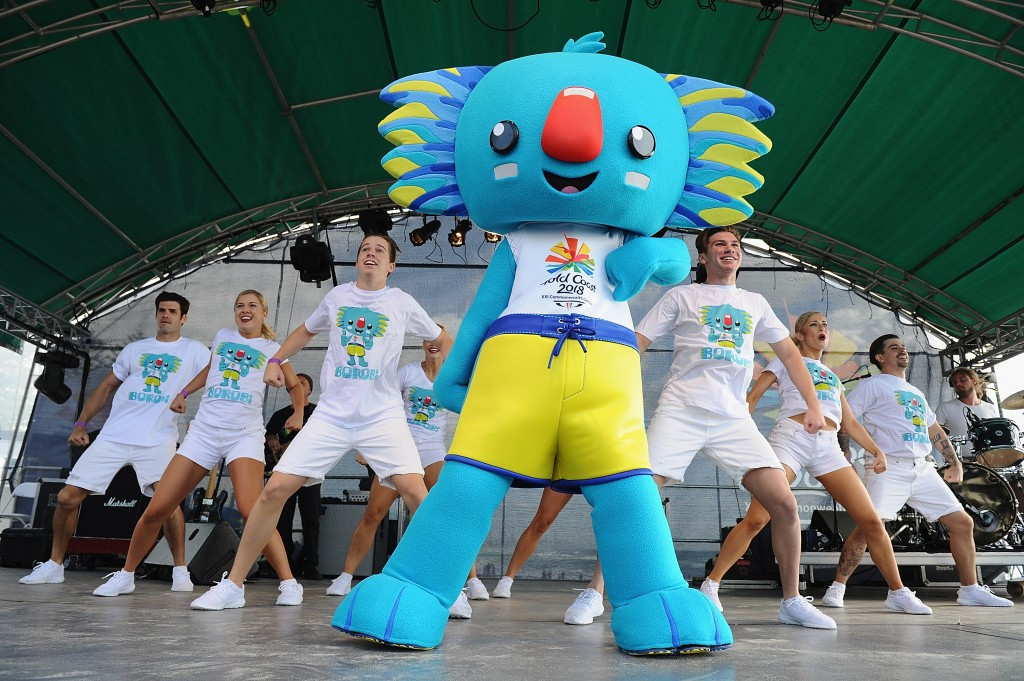 Proceeds from the sale of selected merchandise related to Gold Coast 2018 Commonwealth Games mascot Borobi will be donated to Queensland's Currumbin Wildlife Hospital Foundation ©Getty Images