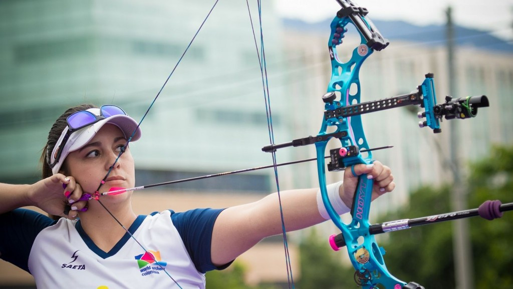 Lopez bags three golds for Colombia at home Archery World Cup