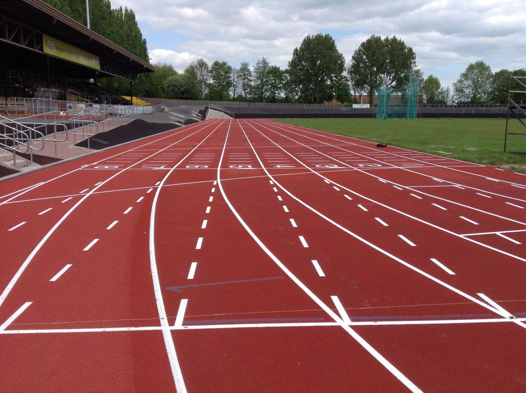 Athletics track for CPISRA World Games in Nottingham given top marks