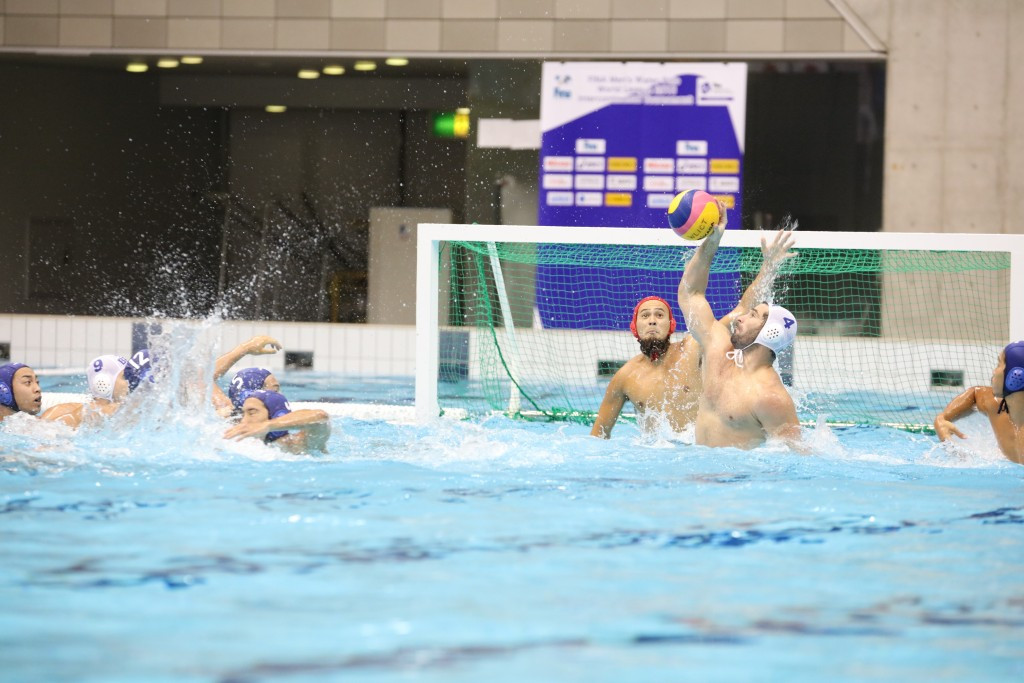 Brazil beat hosts Japan to the bronze medal