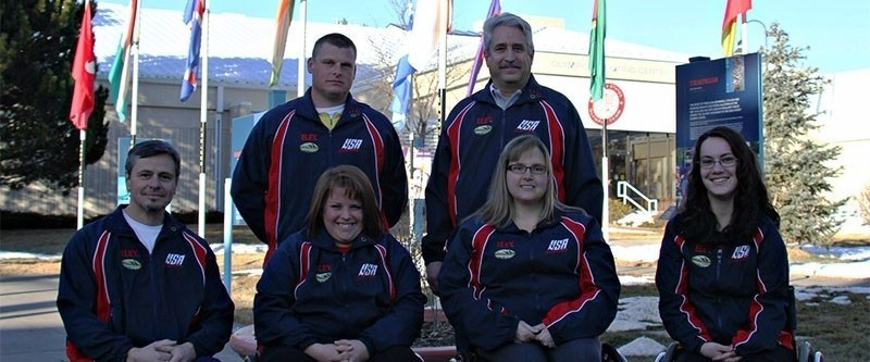 All five shooters named will make their Paralympic debuts