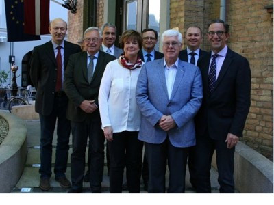 Latvian Olympic Committee host talks on sports medicine and anti-doping
