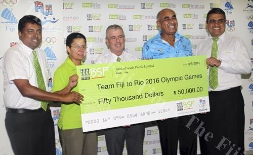FASANOC boosted by Rio 2016 cash donation