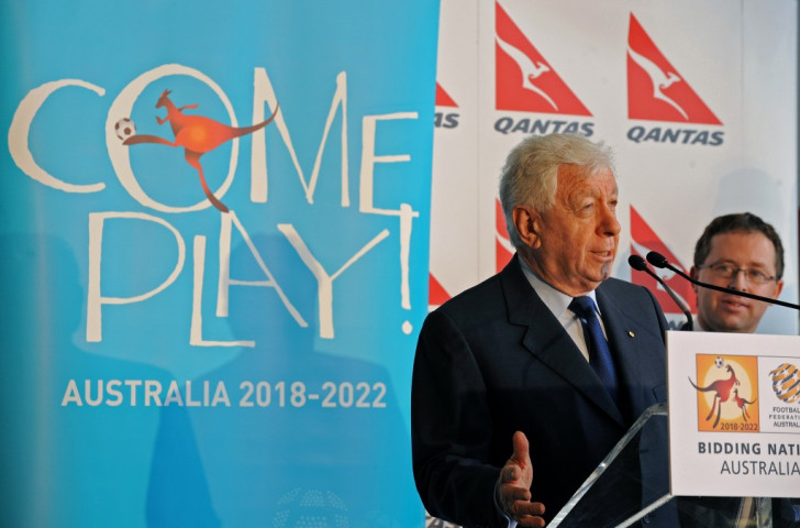 Australian 2022 World Cup bid under investigation as FIFA scandal rumbles on