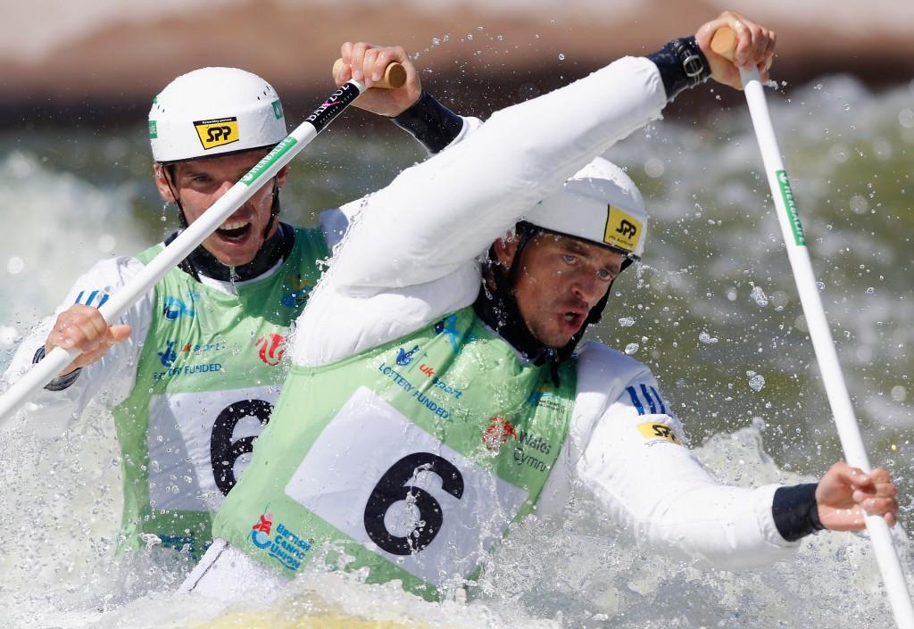Double gold for hosts Slovakia on final day of European Canoe Slalom Championships
