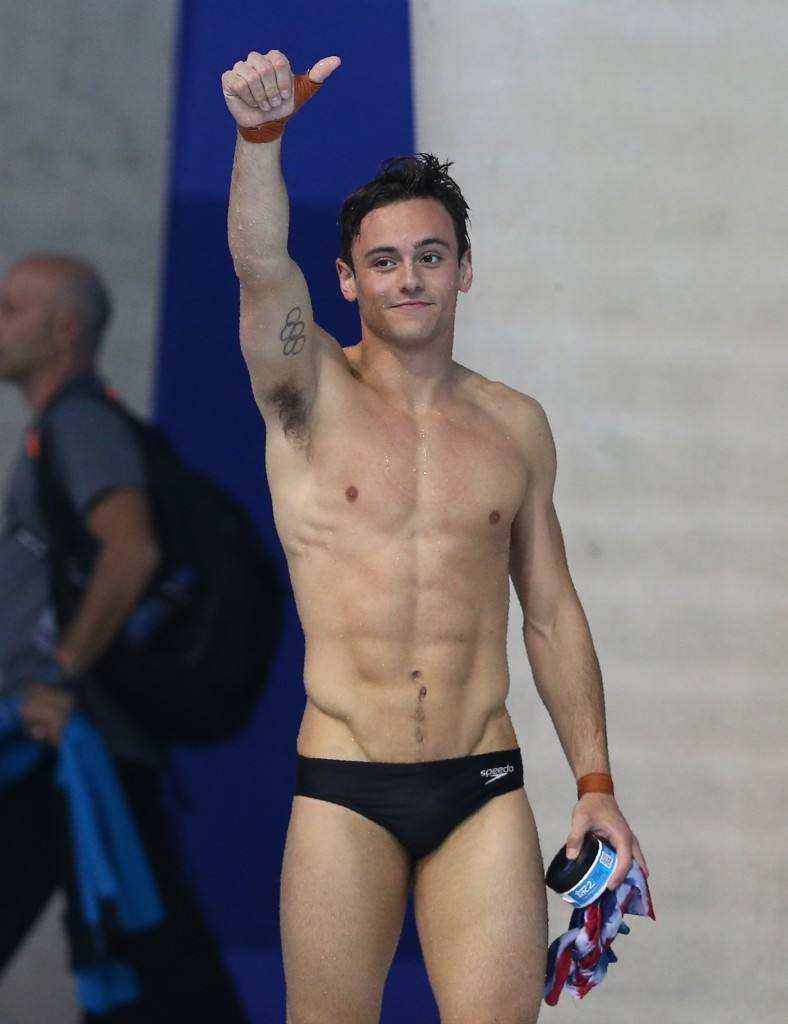 Daley delivers another gold for hosts as diving events come to a close at LEN European Aquatics Championships