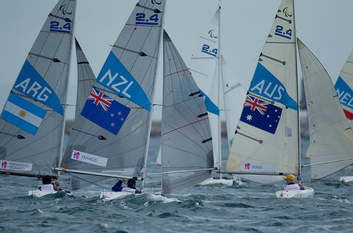 ISAF reveal new programme in bid to regain Paralympic inclusion