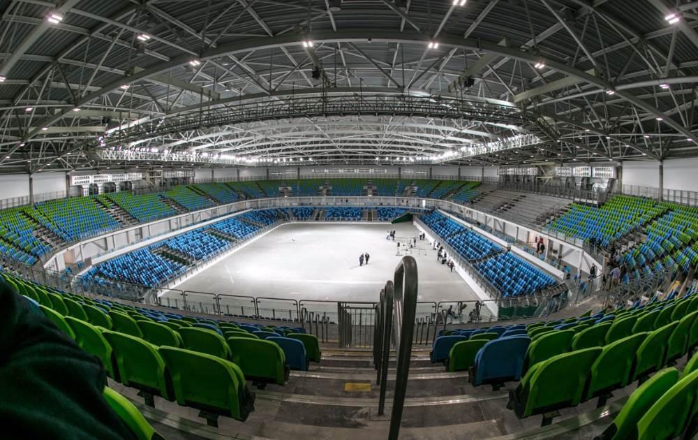 Judo, wrestling and boccia will take place at Carioca Arena 2