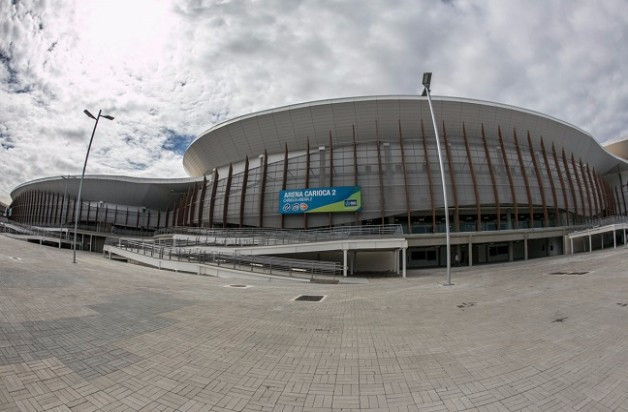 Olympic judo and wrestling venue officially inaugurated by Rio 2016