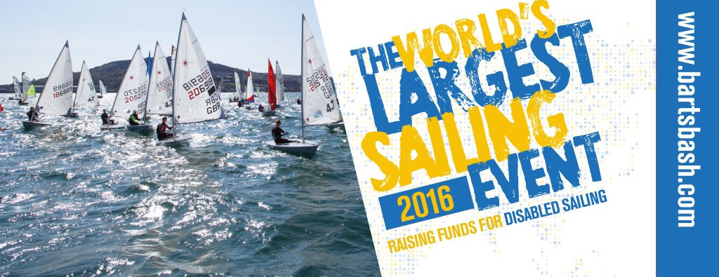 Bart's Bash is the world's largest sailing event  ©World Sailing