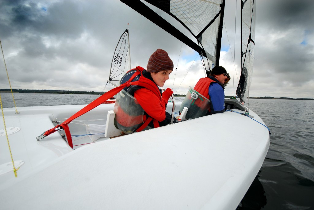 Bart's Bash will support disabled sailing this year