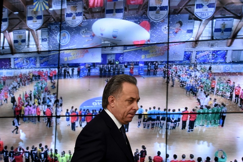"Mutko claims McLaren Report has been ""falsified"" and threatens to sue accusers"