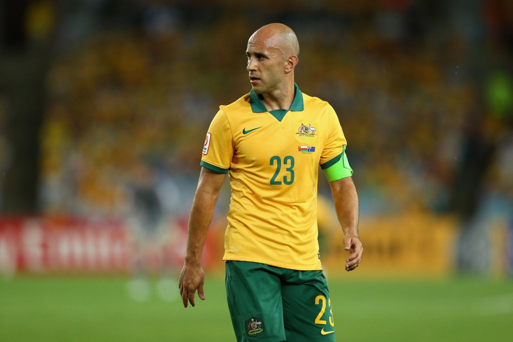 Australian football star Bresciano calls for donations to help seven-a-side Paralaympic football team reach Rio 2016