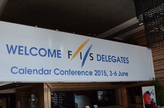The FIS Calendar Conference is underway in Bulgaria ©FIS