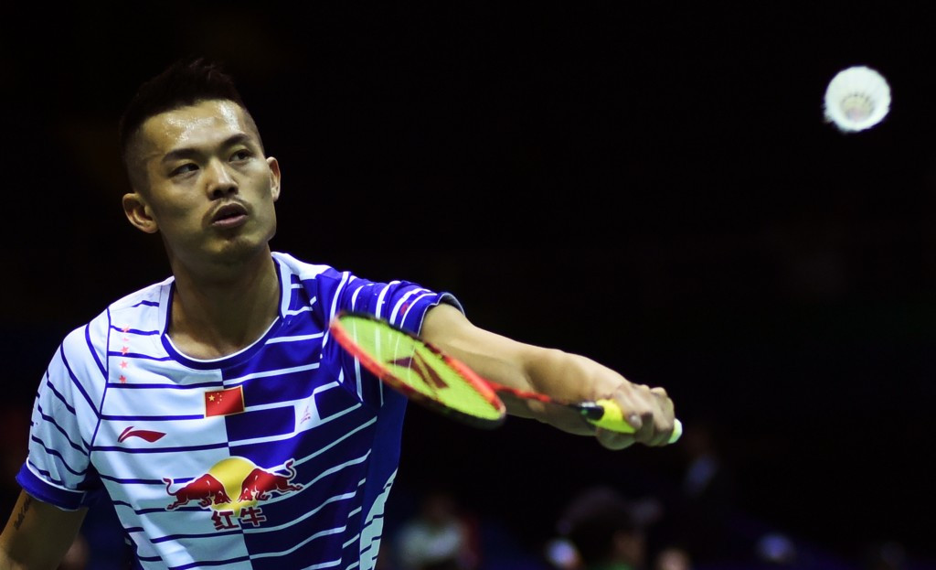 China, including double Olympic champion Lin Dan, are in good form in the Thomas Cup ©Getty Images