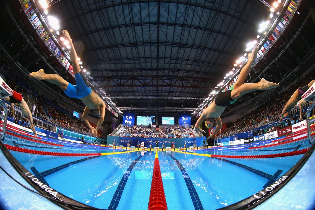 Qatar one of seven countries interested in hosting either 2021 or 2023 FINA World Aquatics Championships