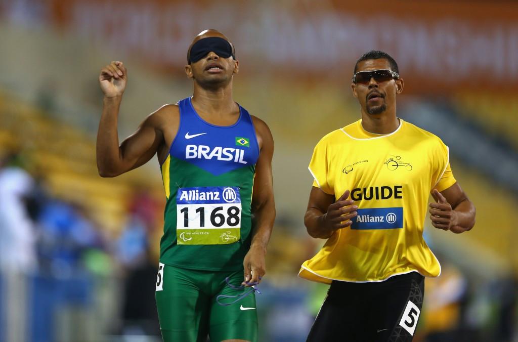 Paralympic champion Gomes aiming to secure Rio 2016 berth at IPC Athletics Grand Prix