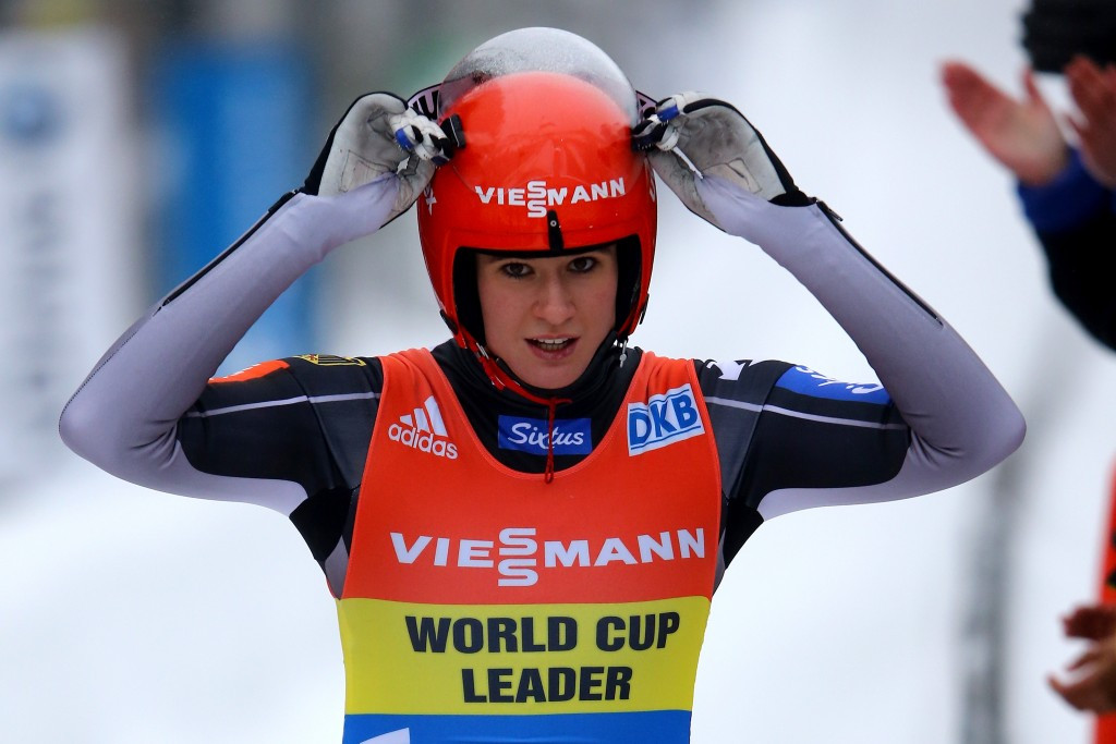 Natalie Geisenberger is one of the most decorated athletes in luge