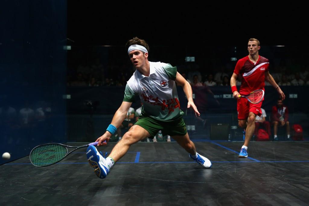 Double triumph for England at European Team Squash Championships