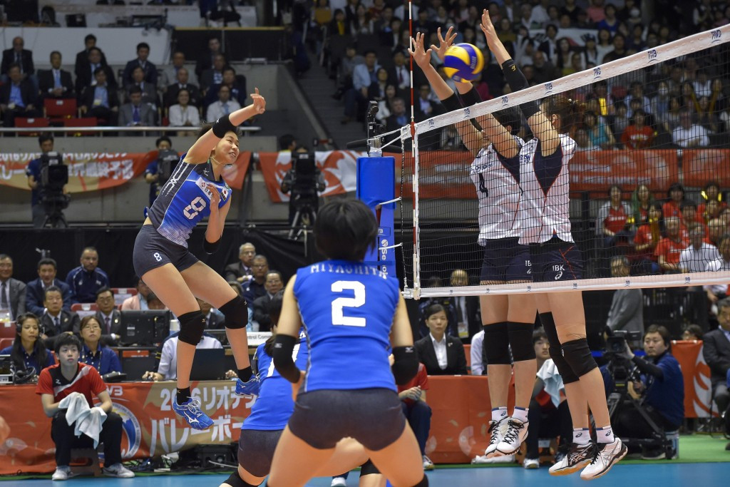 South Korea handed hosts Japan their first defeat